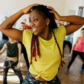 Ladies Active Dance